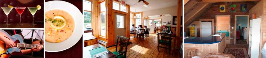 Dine With Us Stay View The Bays A Family Tavern In Lubec Maine